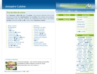 annuaire.delices-du-monde.fr screenshot