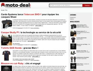 annuaire.moto-deal.com screenshot