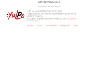 annuaire.oref.fr screenshot