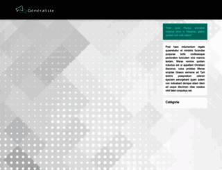 annuaires-generaliste.info screenshot