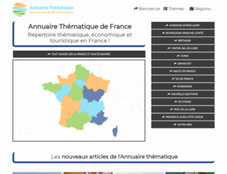 annuaires-thematiques.org screenshot