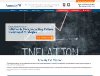 annuityfyi.com screenshot