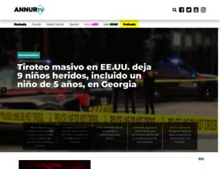 annurtv.com screenshot