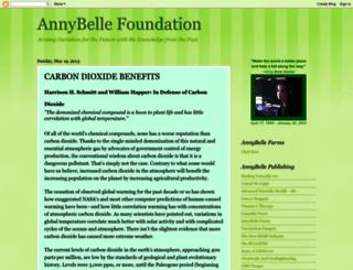 annybelle.org screenshot