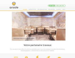 anode-idf.fr screenshot