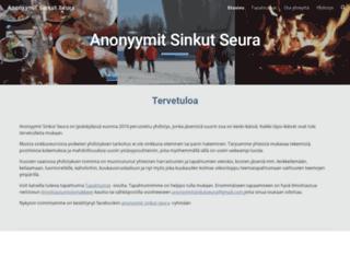 anonyymitsinkutseura.fi screenshot