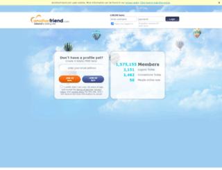 anotherfriend.com screenshot