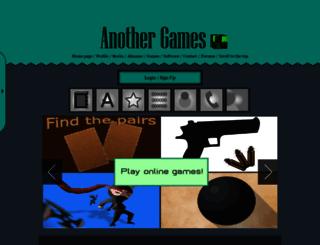 anothergames.com screenshot