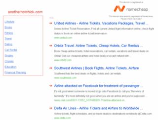 anotherhotchick.com screenshot