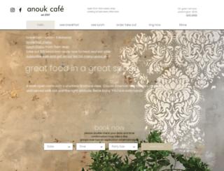 anoukcafe.com screenshot