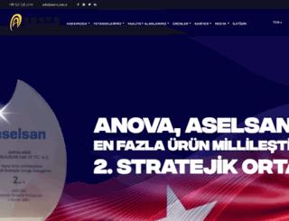 anova.com.tr screenshot