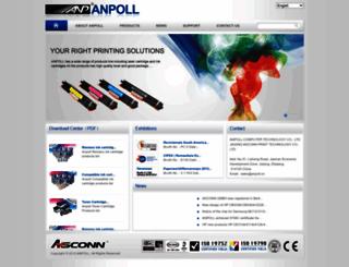 anpoll.cn screenshot