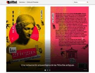 anred.org screenshot