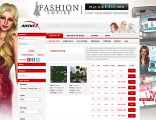 anshex.com screenshot