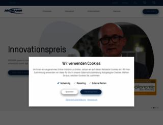 ansmann.de screenshot