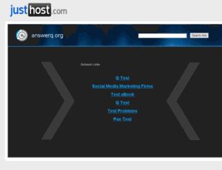 answerq.org screenshot