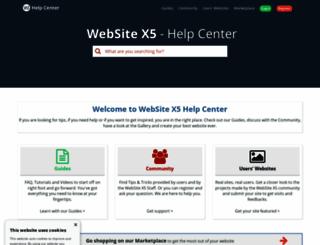 answers.websitex5.com screenshot