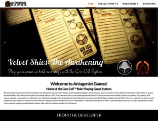 antagonistgames.com screenshot