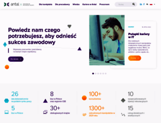 antal.pl screenshot
