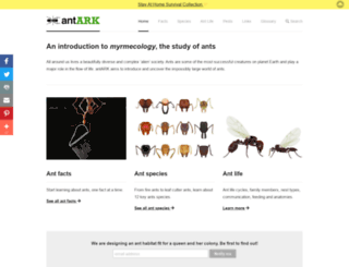 antark.net screenshot