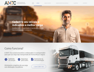 antc.com.br screenshot