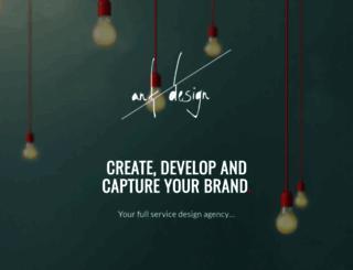 antdesign.com.au screenshot
