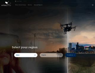 anteagroup.com screenshot