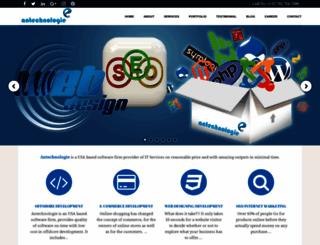 antechnologie.com screenshot