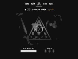 antemasque.com screenshot