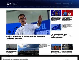 antena3noticias.com screenshot