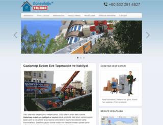 antepevdenevenakliyat.net screenshot