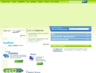 anterior.ietec.com.br screenshot