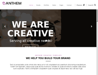anthem-top.codeblvck.com screenshot