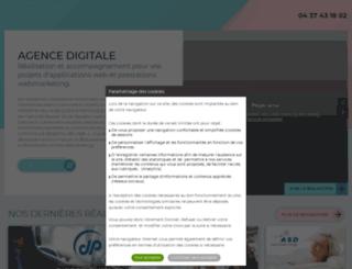 anthemis.fr screenshot