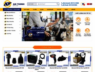anthinh.com screenshot