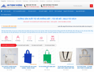 anthinhvuong.com screenshot