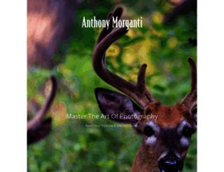 anthonymorganti.com screenshot