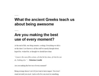 anthonysmits.com screenshot