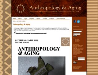 anthro-age.pitt.edu screenshot