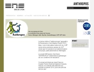 anthropos-dev.ens-lyon.fr screenshot