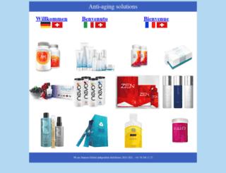 anti-aging-solutions.ch screenshot