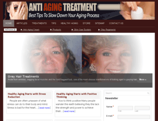 anti-aging.maitresystem.com screenshot