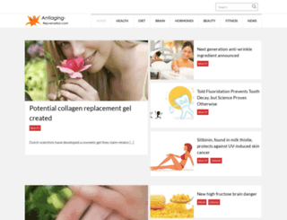 antiaging-rejuvenation.com screenshot