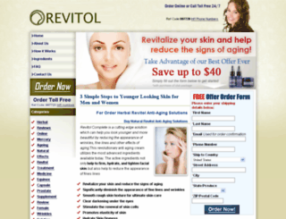 antiaging.herbalyzer.com screenshot