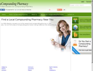antiaginghormonetherapy.com screenshot