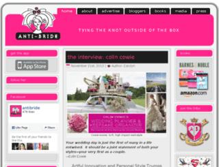 antibride.com screenshot