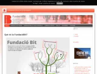antic.ibit.org screenshot