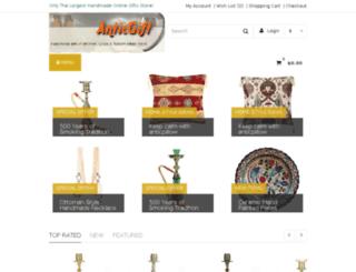 anticgift.com screenshot