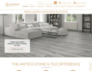 anticostone.com screenshot