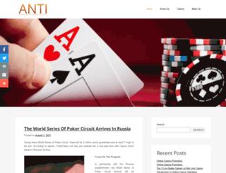 antidumpingpublishing.com screenshot